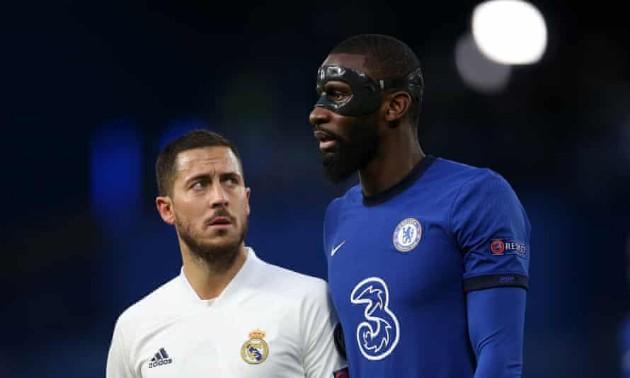 """Không chỉ Kante, Chelsea có tận 4 """"cỗ máy phòng ngự"""" tuyệt vời trước Real"""