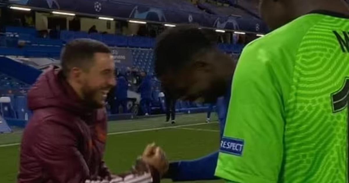 Eden Hazard làm rõ vụ cười toe toét khi Real bại trận