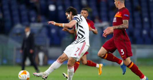 """""""Song sát"""" Bruno - Cavani oanh tạc, Man Utd có lần đầu dưới thời Solskjaer"""