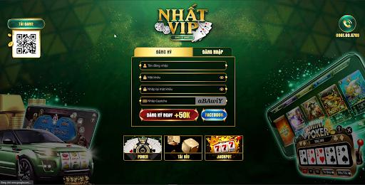 Chơi trò chơi cá độ trực tuyến an toàn nhất ở nhà cái NHATVIP