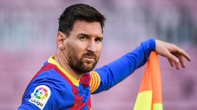 Messi có khả năng không được Barca đăng kí thi đấu mùa bóng tới