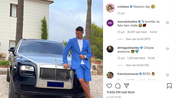 Ronaldo sẽ được Juventus đổi lấy tiền đạo của PSG?