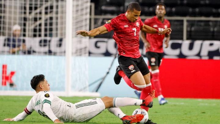 Thành tích đối đầu Trinidad & Tobago vs El Salvador