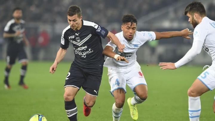 Thành tích đối đầu Marseille vs Bordeaux