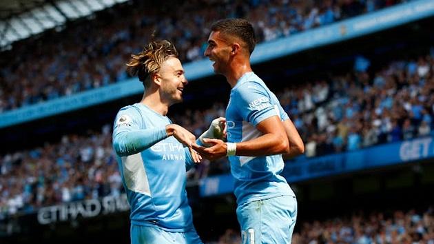 TRỰC TIẾP Man City 5-0 Arsenal (KT): Trận thua bạc nhược