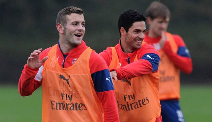 Wilshere hồi đáp lời mời trở lại Arsenal của Arteta