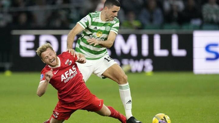 Thành tích đối đầu AZ Alkmaar vs Celtic