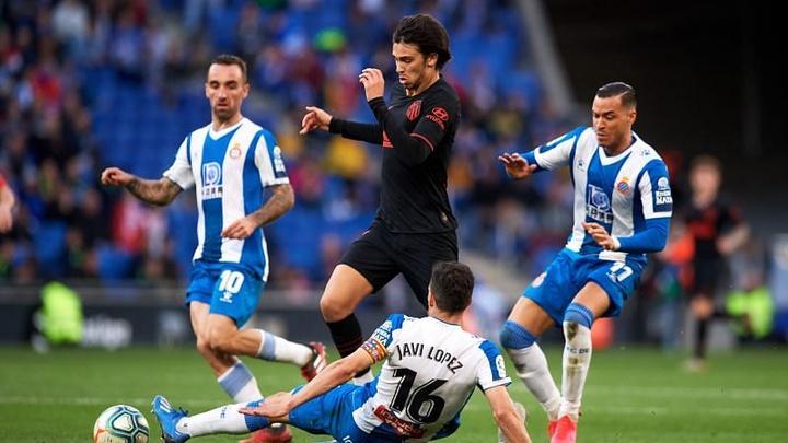 Trực tiếp bóng đá Espanyol vs Atletico Madrid trên kênh nào?