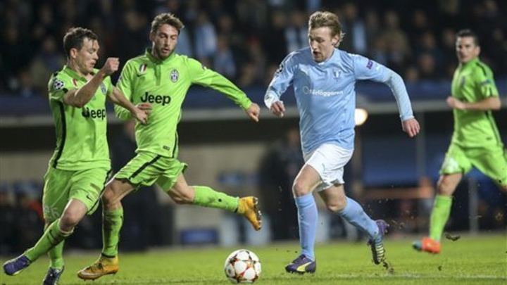 Thành tích đối đầu Malmo vs Juventus