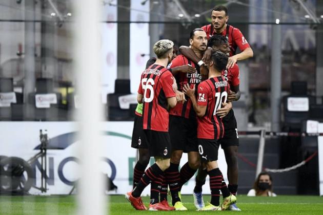 Ibra ghi bàn quyết định giúp AC Milan hạ gục Lazio